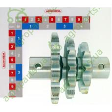 Блок зірочок 3 секції 4325-C->10125024 ld
