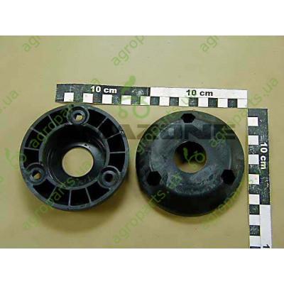 Ступиця диска сошника плосмасова чорна