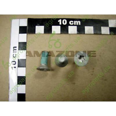 Гвинт з потайною головкою під зірку M8x22 10.9 FLZNL-480H-MK Torx