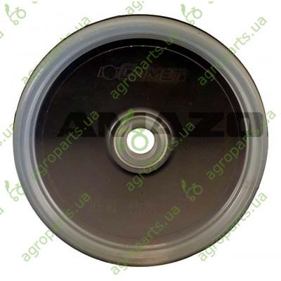 Мембрана насоса гумова BP105-235K D113mm Desmopan