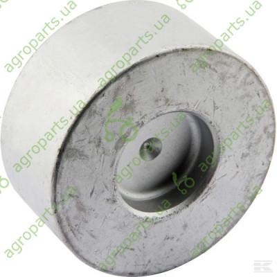 Ролик металевий D58,5x27 Original