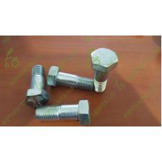 ГВИНТ 6-ГР. M20x55 10.9 Gewindel L=27mm