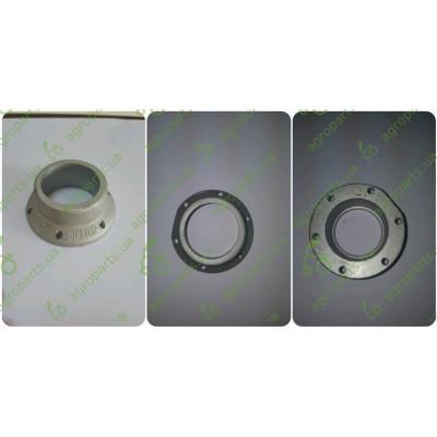 Ступиця диска металева 6отворів LK70 D80/52x31,5 Zn Original