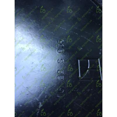 Диск сошника D350x3mm 6отворів LK70 35 16,5 Original