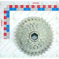 Блок Зірочка 6-секцій 9171-C->10125062E