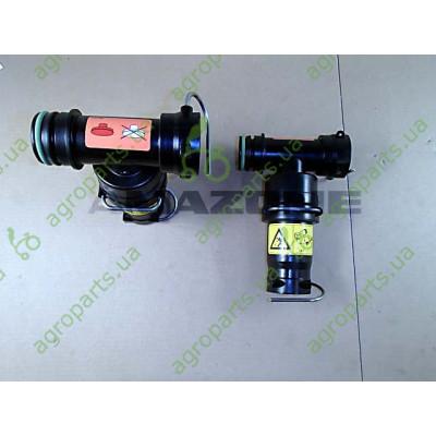 Клапан запобіжний NW28 (ROT) (MB) 934911->945861