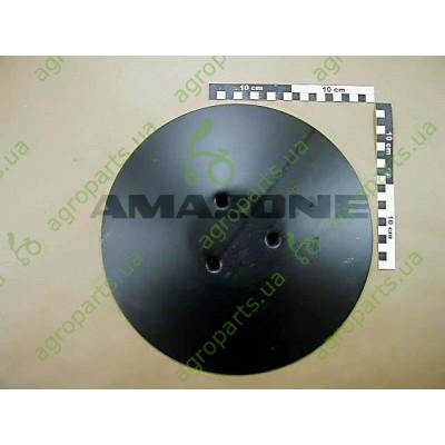 Диск сошника вигнутий D320x3mm