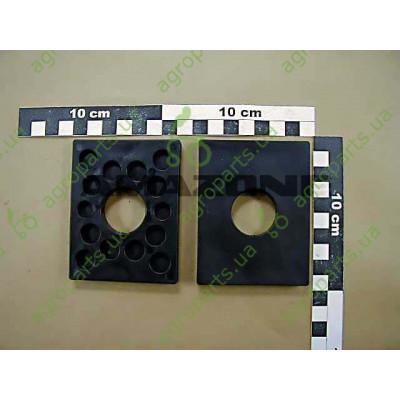 Пластина стабілізатора плосмасова штанги